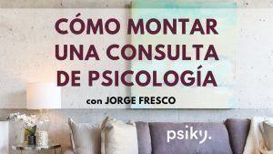 Montar una consulta de psicología