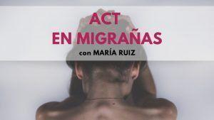 Tratamiento de migrañas con ACT