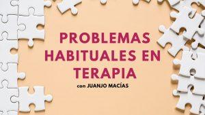 Problemas en terapia