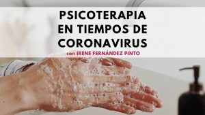 Psicoterapia en Coronavirus