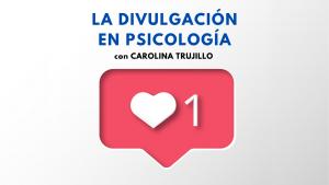 Divulgación en psicología