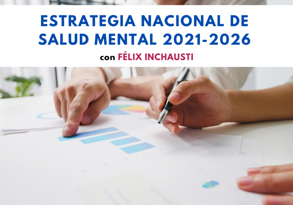 Estrategia Salud Mental 2021