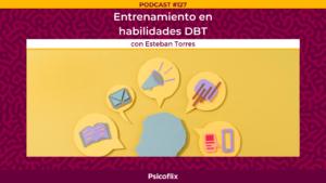 Entrenamiento en habilidades DBT