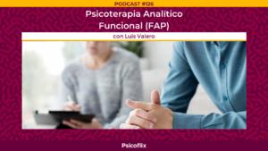 Psicoterapia Analítico Funcional